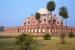 усыпальница Индии s humayun delhi Стоковая Фотография RF