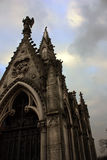 Усыпальница кладбища Montmartre Стоковые Изображения