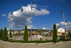 Усыпальница Ibrahim Rugova, Pristina, Косово стоковые изображения