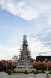 усыпальница phnom penh дворца Камбоджи королевская Стоковое Фото