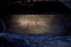 Усыпальница Raphael в здании пантеона в Риме Италии Стоковое Изображение RF