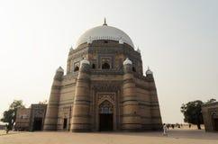 Усыпальница Shah Rukn-e-Alam Multan Стоковые Изображения