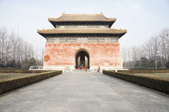 13 усыпальницы династии Ming Стоковое Фото