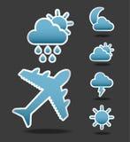 Условия полета бесплатная иллюстрация