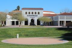 Услышанный музей в Фениксе, Аризона Стоковое фото RF