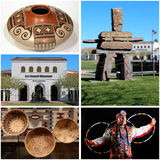 Услышанный музей в Фениксе, Аризона Стоковые Изображения RF