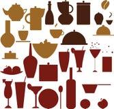 утвари кухни бесплатная иллюстрация