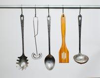 утвари кухни Стоковое Изображение