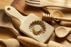 Утвари кухни Стоковое Фото
