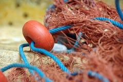 Утвари рыбной ловли Стоковое фото RF
