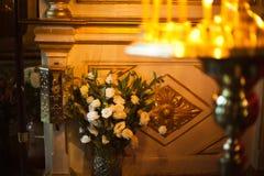 Утвари церков в православной церков церков Стоковые Изображения RF