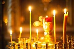 Утвари церков в православной церков церков Стоковые Фотографии RF