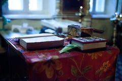 Утвари церков в православной церков церков Стоковое Фото