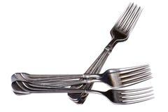 утварь кухни вилки Стоковое Изображение