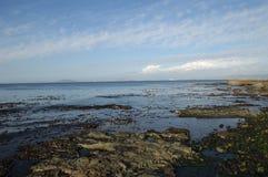 Утесистая береговая линия Стоковая Фотография RF