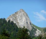 Утесистая гора стоковое фото