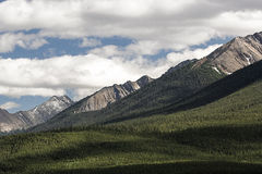 Утесистая гора Стоковые Изображения