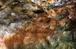 утесистая текстура Стоковое Изображение RF