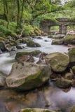 Утесистое река Стоковая Фотография RF