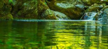 Утесы воды Стоковое Изображение RF