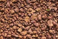 утесы грязи предпосылки Стоковая Фотография
