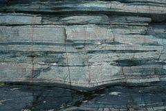 Утесы, камень, живая природа севера Стоковая Фотография RF