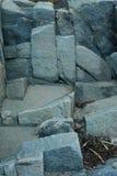 Утесы, камень, живая природа севера Стоковые Изображения RF