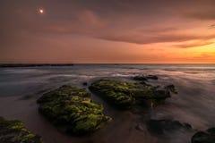 Утесы моря стоковые фотографии rf