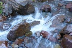 Утесы реки стоковое фото
