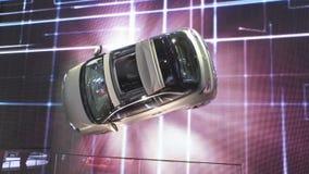 Утесы Opel Адама сток-видео