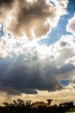 Утес верблюда в Неш-Мексико Стоковое фото RF
