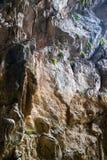 Утес в Osp, Словении Стоковые Изображения RF