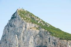 утес Гибралтара Стоковое Изображение