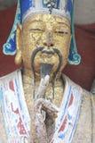 утес горы ding dazu carvings bao стоковая фотография rf