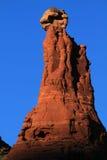 Утес женщины Kachina, Sedona, AZ Стоковые Фотографии RF