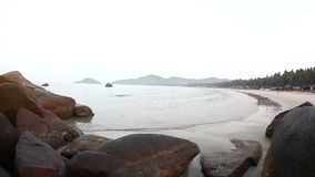 Утес и Индийский океан видеоматериал