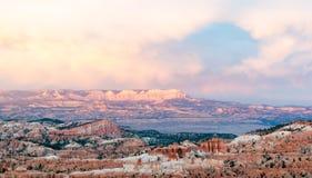 утес красного цвета 3 каньонов Стоковые Фото
