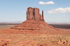 Утес долины памятника стоковое изображение