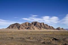утес пустыни страны Стоковая Фотография RF