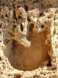 Утес пустыни Стоковые Изображения RF