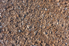 Утес реки Стоковая Фотография RF