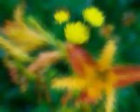 утес сада ржавый Стоковое Фото