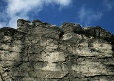 утес скалы i Стоковое Фото