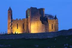 Утес Cashel в Ирландии Стоковое Изображение RF