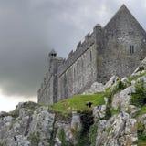 Утес Cashel - Ирландии Стоковое фото RF