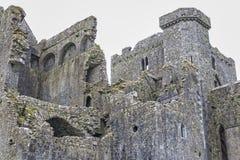 Утес Cashel - Ирландии Стоковое Изображение RF