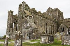 Утес Cashel - Ирландии Стоковая Фотография RF