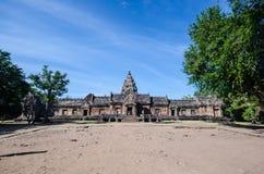 Утес Phanom замка Стоковое Фото