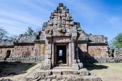 Утес Phanom замка Стоковая Фотография RF