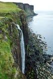 Утес Skye Шотландия килта водопада Стоковое Изображение